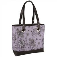 Thermos Raya 24 Can  Tote-Purple Flower сумка-термос