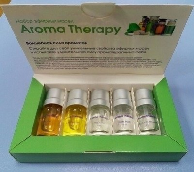 Electrolux Ароманабор Aroma Therapy