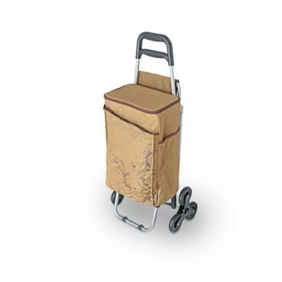 Thermos Wheeled Shopping Trolley Brown 28L 469922